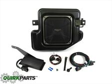 "2009-2017 DODGE RAM 1500 2500 3500 10"" KICKER SUBWOOFER ""SINGLE"" OEM NEW MOPAR"