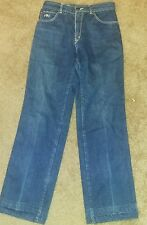 "Vintage Sergio Valente Women's Jeans, Size 28"" High Waist 32"" Inseam Dark Wash"