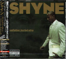 Shyne - Godfather Buried Alive - Japan CD - NEW 13Tks