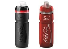 ELITE HYGENE SUPERCORSA COCA COLA 750ml CYCLE BIKE BOTTLE   BLACK