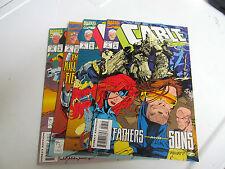 LOT 4 * MARVEL COMICS * CABLE * 1994.# 7.# 8.# 9.& .# 10. F/F