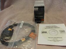 NEW MOORE THERMOCOUPLE SAFETY TRIP ALARM  SPA2/TPRG/4PRG/UAC W/  Cable & Disk