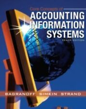 Core Concepts of Accounting Information Systems by Carolyn S. Norman, Nancy...