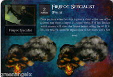 PIRATES OF DAVY JONES CURSE - 048 PIRATE FIREPOT SPECIALIST