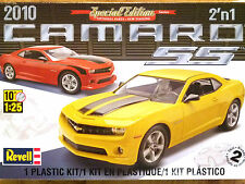 Revell Monogram 1:25 2010 Camaro SS Car Model Kit