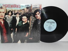 THE GREENHORNES self titled LP Vinyl Telstar 2001 TR042 Indie Garage Rock Lies