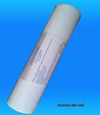 Filtro Sedimenti per Depuratore Addolcitore Acqua 10'' (SIGILLATI) 1 micron