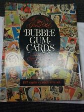 Vintage The Great Old Bubble Gum Cigarette Cards Punch Out Book Prime Press 1977