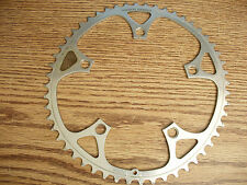 Shimano BioPace Road Bike Chainring.....52 teeth....130 BCD.....Trusted Seller