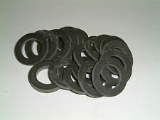 20 Rubber Washers 25mm O/D X 15.6mm I/D X 2mm Thk