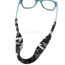 Glasses Lanyard Neck Cord Sunglasses Strap Retainer for Sports Neoprene Gym