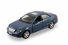 "RMZ city Mercedez Benz E63 AMG 1:36 scale 5"" diecast model car Blue R05"