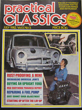 Practical Classics magazine July 07/1982 featuring Bentley