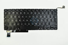 "NEW UK Keyboard for Apple Macbook Pro Unibody A1286 15"" 2009 2010 2011 2012"