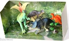 New Toy Dinosaur Figurines Kids Megasaurs Toy Playset Realistic Model Figures