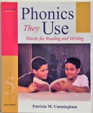 PHONICS THEY USE: WORDS FOR READING & WRITING - 5TH ED - 2009 - PATRICIA M. CUNN