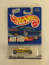 TRACK T Hot Rod Magazine - 1999 Hot Wheels Die Cast Car - Mint on Card