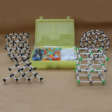 Organic Chemistry Scientific Atom Molecular Model Teach Class Kit Set Excellent