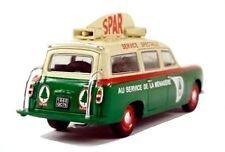 1/43 - IXO - PEUGEOT 403 U5  PUB * SPAR * TOUR de FRANCE 1959