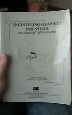 Engineering Graphics Essentials with AutoCAD 2008 by Kirstie Plantenberg...