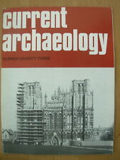 CURRENT ARCHAEOLOGY MAGAZINE No 73 AUGUST 1980