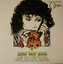 Goblin - Amo Non Amo LP 2014 AMS Cinevox Soundtrack Vinyl Argento Giallo Horror