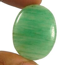 42.00 CTS A++ ADORABLE WOW NATURAL AMAZONITE GEMSTONE ON GEMS BEADS INDIA