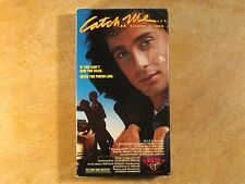 CATCH ME IF YOU CAN MATT LATTANZI VHS RARE! 1ST EDITION 1989 M.C.E.G./VIRGIN
