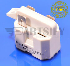 NEW 2183454 REFRIGERATOR COMPRESSOR RELAY FOR AMANA MAYTAG KENMORE ADMIRAL
