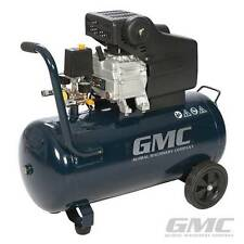 2hp Air Compressor 50Ltr GAC1500 Gardening Air Compressors