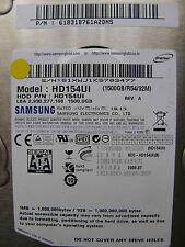 1,5 TB Samsung HD154UI / P/N: 61831B761A2DNS / 2009.07 / TRINITY  8/16M REV.06
