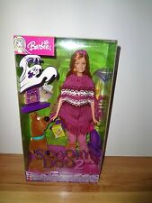 BARBIE SCOOBY - DOO DAPHNE MONSTERS UNLEASHED 2003 DOLL NRFB