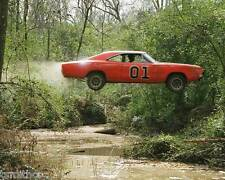 The Dukes of Hazard General Lee 8x10 Photo 001