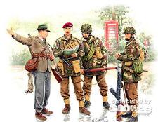 Masterbox British Paratroopers Operation Market Garden Fallschirmjäger 1:35 kit