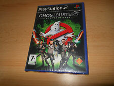 GHOSTBUSTERS THE VIDEO GAME PS2 PAL NUOVO SIGILLATO