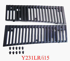 Cowl Top Grille LH RH for 86-97 Hardbody Pickup Truck D21 Frontier Pathfinder
