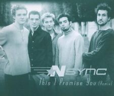 N-Sync This I promise you-Remix (2000) [Maxi-CD]