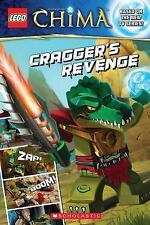 LEGO Legends of Chima: Cragger?s Revenge (Comic Reader #2), King, Trey, Good Boo