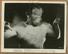 """""""The Unearthly"""" - Republic Pictures - 57/403 (Grade VG+)WH"""