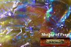M00261 MOREZMORE Angelina Fantasy Film CRYSTAL MOTHER OF PEARL Heat Fusible 10'