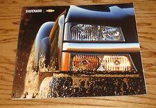 Original 2004 Chevrolet Truck Silverado Deluxe Sales Brochure with CD 04 Chevy