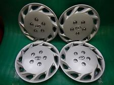 "Set of 4 14"" Silver Toyota Camry Hubcaps 1997-1999  Camry Wheel Covers New"