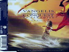VANGELIS : CONQUEST OF PARADISE / 4 TRACK-CD (EASTWEST RECORDS 1992)