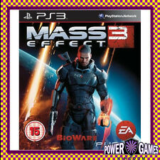 Mass Effect 3 PS3 (Sony PlayStation 3) Brand New