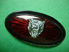 0726 Jaguar XKE Series 2 Motif Bar Badge