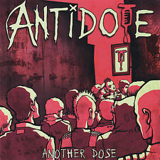 Antidote-Another Dose  CD NEW