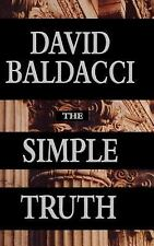 The Simple Truth by David Baldacci (1998, Hardcover)
