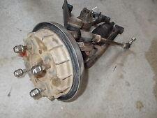 2001 Honda Rubicon 500 4X4 Left Front A-Arm Drive Axle CV Shaft Brake Drum Tie