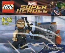 LEGO Super Heroes 30165 Hawkeye with Equipment Polybag New Sealed