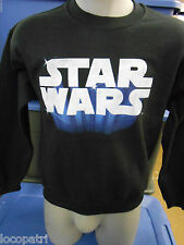 Mens Licensed Star Wars Fleece Sweatshirt Shirt New S
